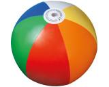 Phthalatfreier Strandball, multicolor
